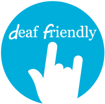 Deaf-friendly Webinars