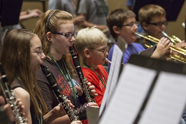 University Of Arkansas Admissions >> Summer Band Camp | Arkansas Tech University