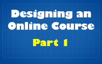 Course Design Video 1