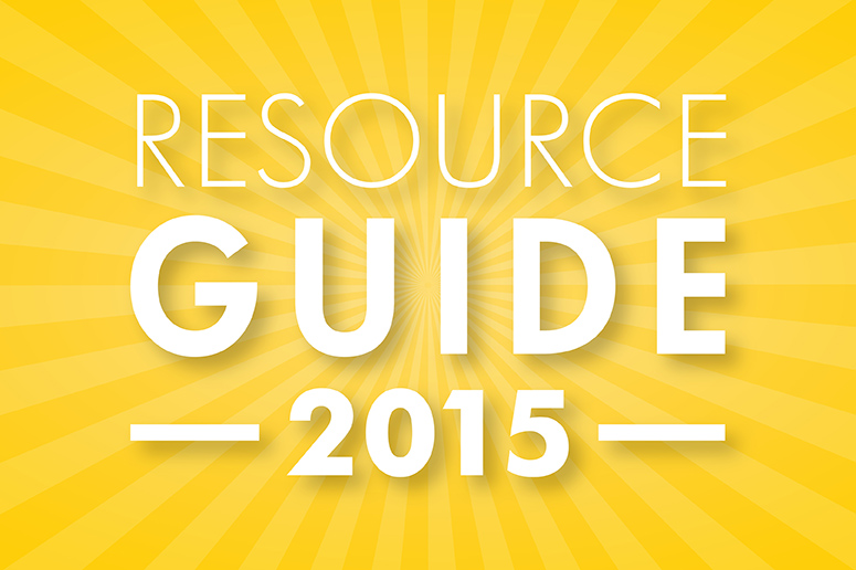 Resource Guide 2015
