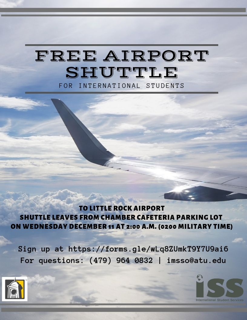 Airport Shuttle Flyer