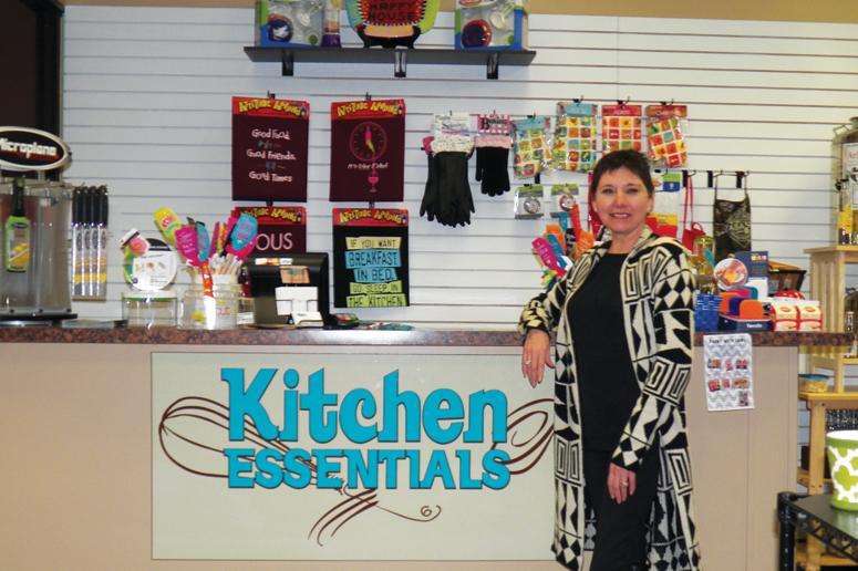 Client: Kitchen Essentials