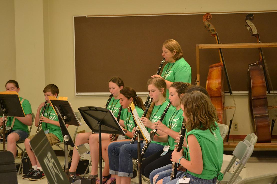 Summer Band Camp | Arkansas Tech University