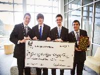 2013 Winning Team - Pottsville High School
