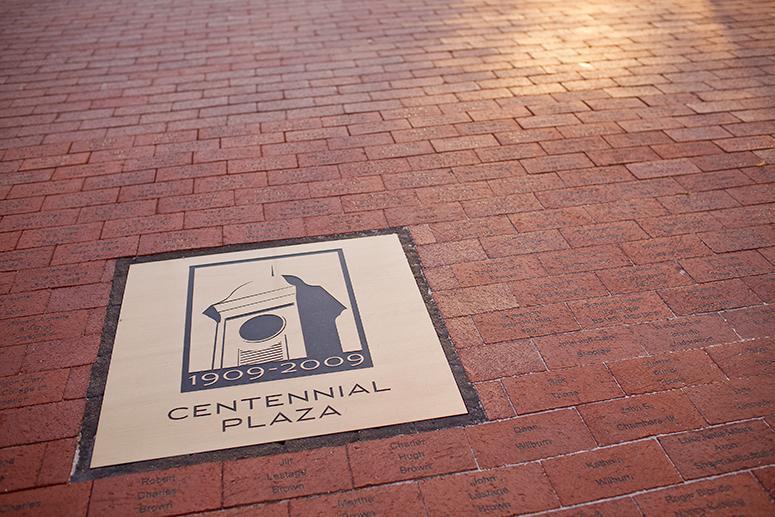 Centennial Bricks
