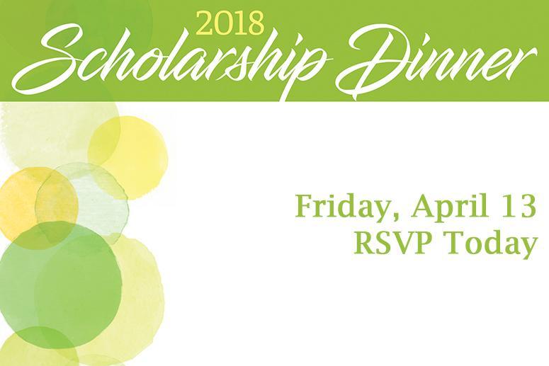 2018 Scholarship Dinner
