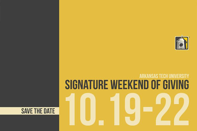 Signature Weekend of Giving