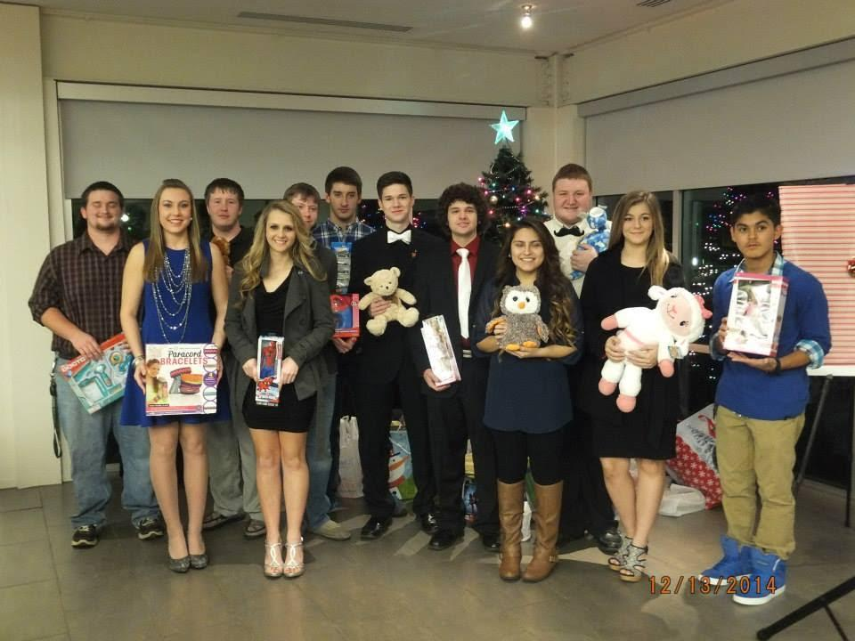 Angels of Gold Toy Drive