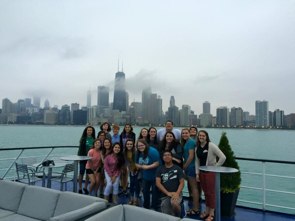 End of Summer Trip to Chicago