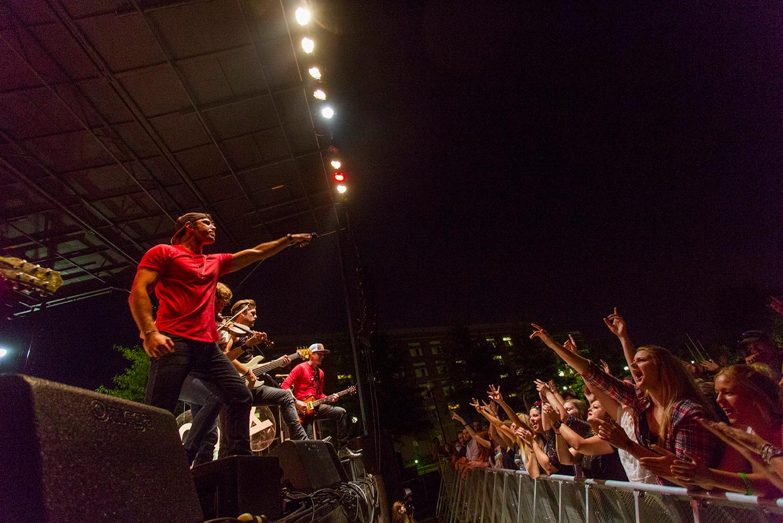 Fight On Music Festival