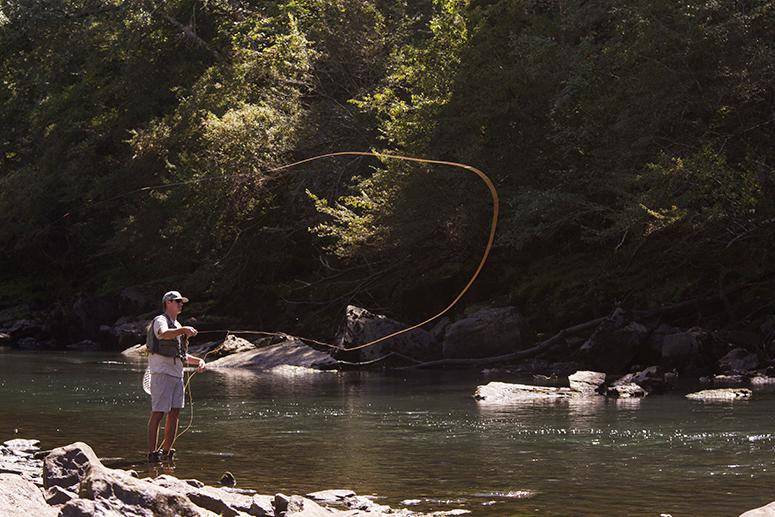 Fly Fishing Ozark Streams
