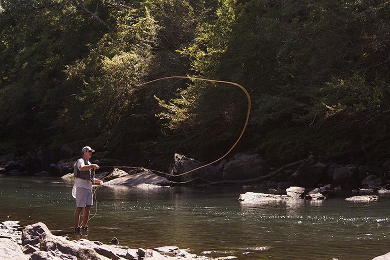 Fly Fishing Ozark Streams