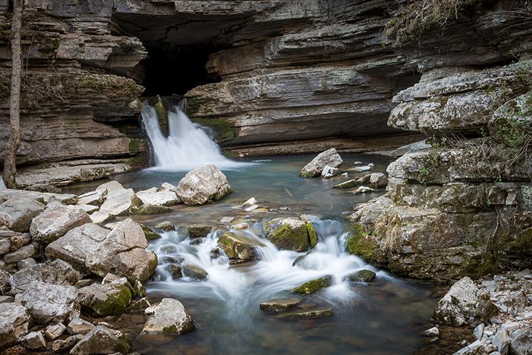 Blanchard Springs Caverns