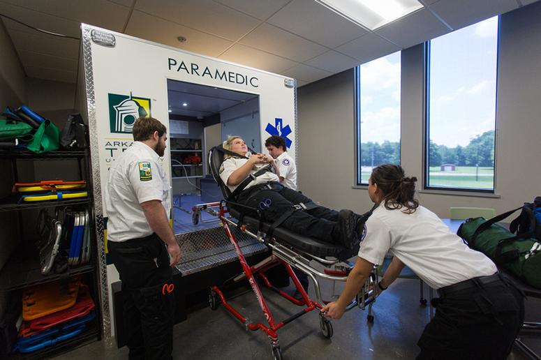 paramedic    emergency medical services