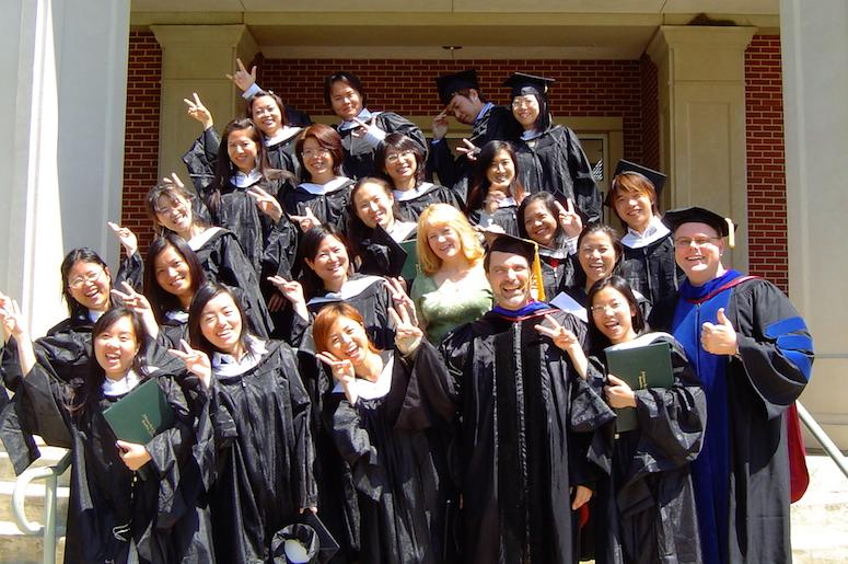 Master's in TESOL