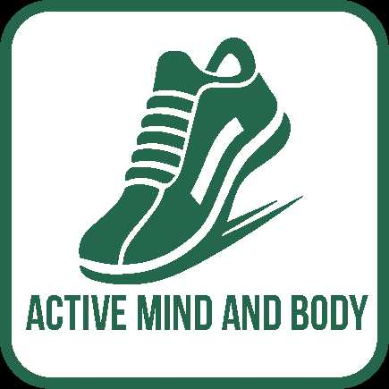 Active Mind and Body Icon