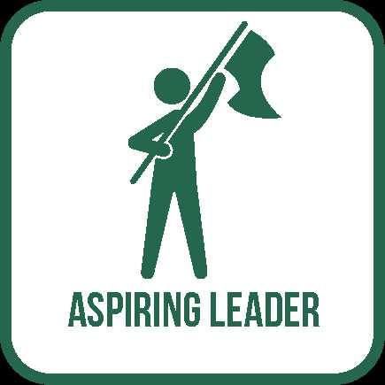 Aspiring Leader Icon