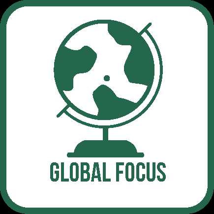 Global Focus Icon