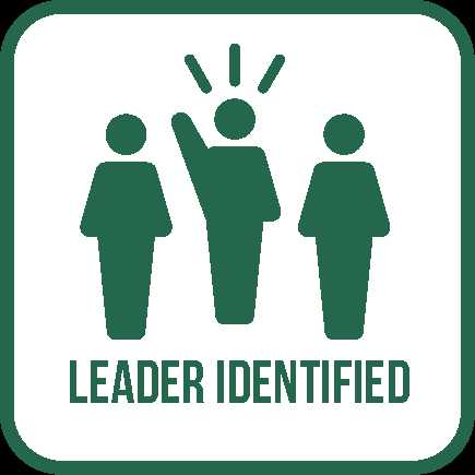 Leader Identified Icon