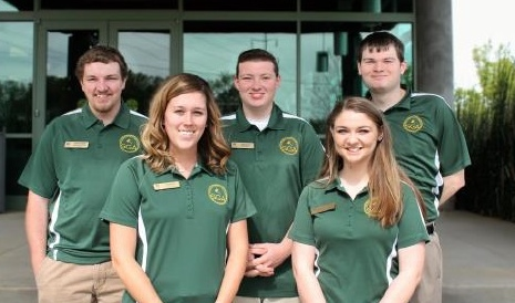 Picture of SGA-Ozark Campus Cabinet