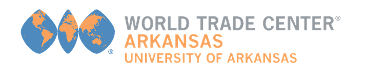 world trade center arkansas logo