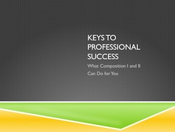 Keys to Professional Success
